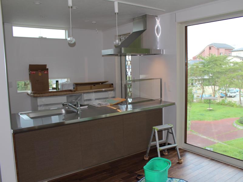 リビング・キッチン2